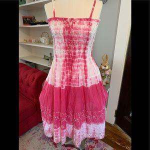 Sun Dress-Tie Dye
